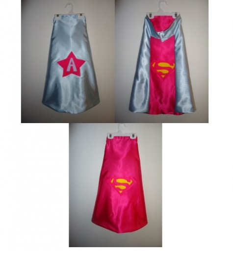 Initial star super girl