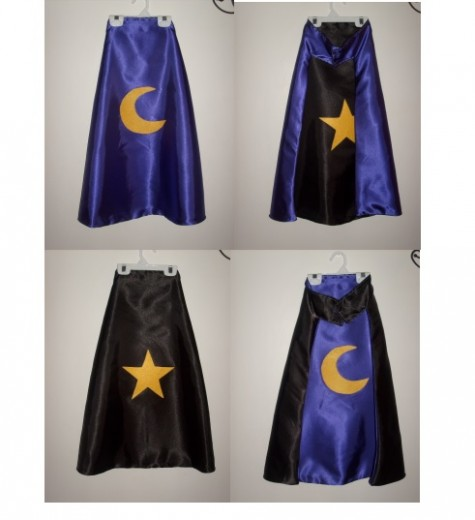 Magic capes