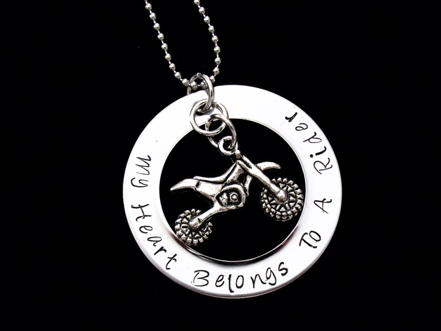 cheerleading stamped cheer untitled necklace pendant cheerleaders product hand
