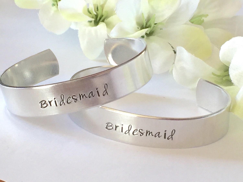 Bridesmaid gift , wedding, bridal party gift , maid of honor , bride ...