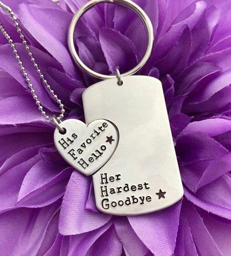 Key Chain / Necklace sets